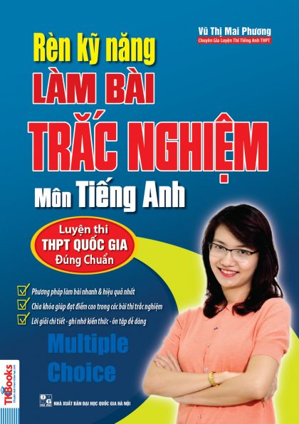 ren ky nang lam bai trac nghiem mon tieng anh – mai phuong