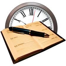 Xác định rõ thời gian học