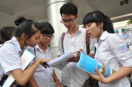Kỳ thi THPT Quốc gia 2017 sẽ diễn ra sớm hơn mọi năm