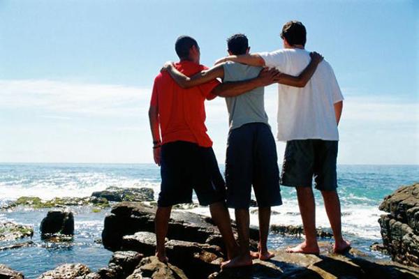 Tình bạn là sự chân thành và tôn trọng lẫn nhau