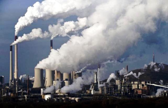 Ô nhiễm môi trường và tác hại của nó