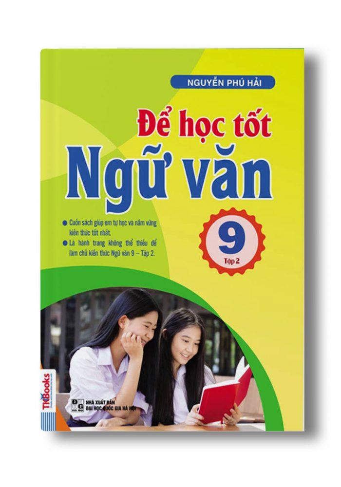 học tốt ngữ văn 9 t2