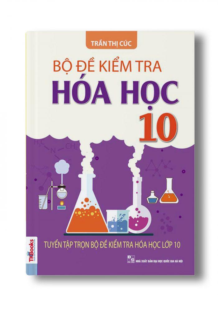 bộ đề ktra hóa học 10