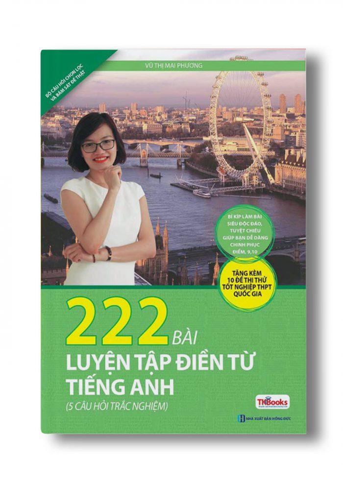 222 Bài Tập Điền Từ Vào Đoạn Văn Tiếng Anh