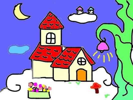Bài văn mẫu tả ngôi nhà của em
