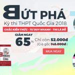 Khánh Vy Live Stream Giới Thiệu Bộ Sách Bứt Phá Điểm Thi THPTQG 2018