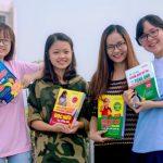 Nữ sinh Ngoại thương bật mí top 5 cuốn sách luyện thi tiếng Anh hay cho kỳ thi THPT Quốc gia