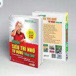 Review cách học tiếng Anh bằng cách trộn với tiếng Việt qua cuốn sách Luyện siêu trí nhớ từ vựng tiếng Anh.