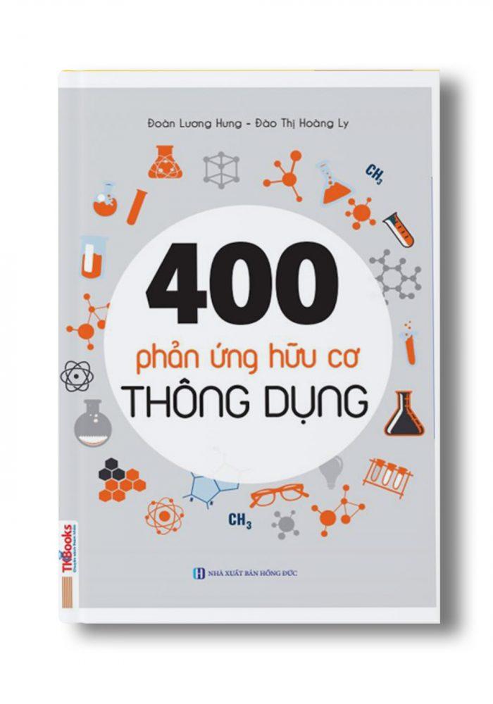 400 phản ứng hữu cơ thông dụng