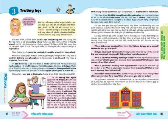 Cuốn sách sử dụng phương pháp liên tưởng siêu gần gũi và thú vị