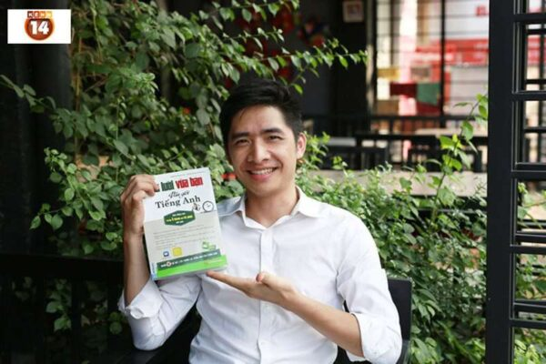 Tác giả Nguyễn Hiệp - Cựu sinh viên trường Đại học Ngoại Thương
